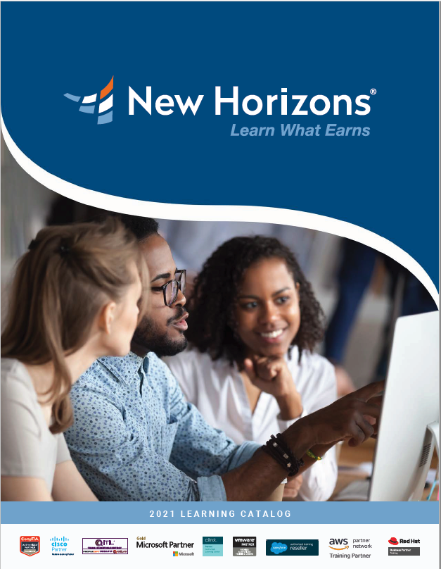 2021 New Horizons Learning Catalog